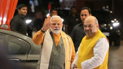 Amit Shah welcomes RBI's decision, says