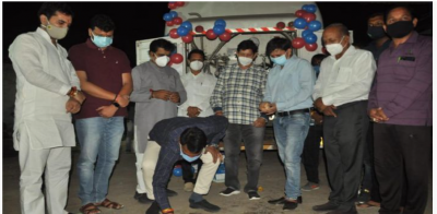 Seeing shortage of oxygen Reliance came forward to help, sent 60 tons of oxygen to Indore