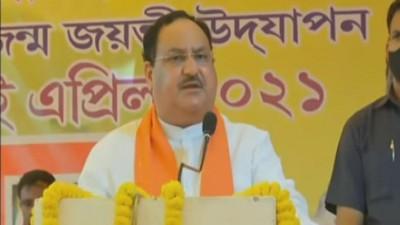Nadda directs BJP functionaries to launch 'Apna Booth Corona Mukta' campaign BJP