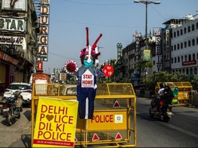 Delhi may face 14-day complete lockdown