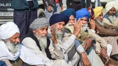 Farmers' Movement: Farmers opened one way for oxygen and other essential services