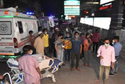 Meerut: 9 patients died in KMC hospital due to lack of oxygen