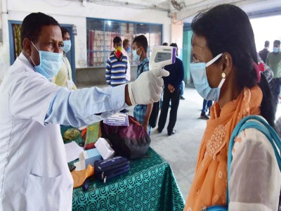 140 new corona cases and14 deaths in Mizoram in last 24 hours