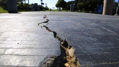 Earthquake shook Assam again magnitude 35 on richter scale