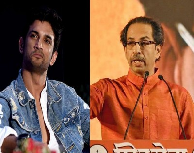 CM Uddhav Thackeray become harsh in Sushant Singh case