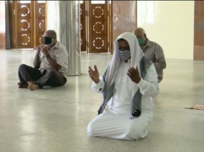 Bakrid celebrated in Kerala in a simple way with social distancing