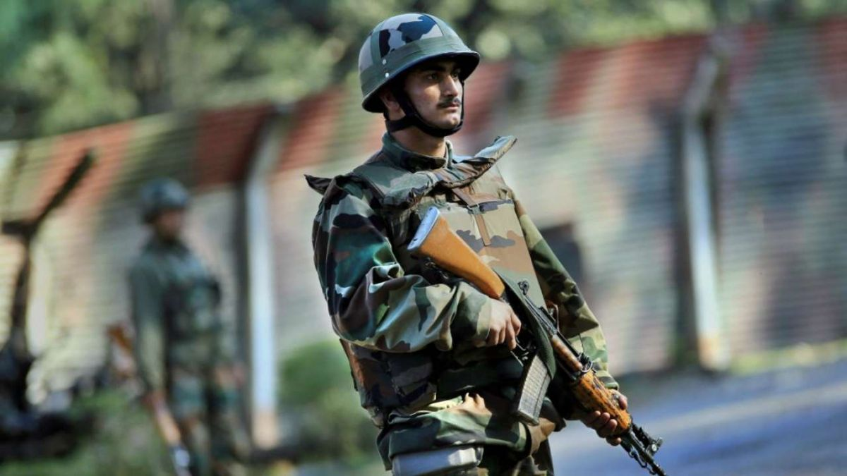Five Of Jaish's Terrorists Entered PoK, Army and Airforce On Alert