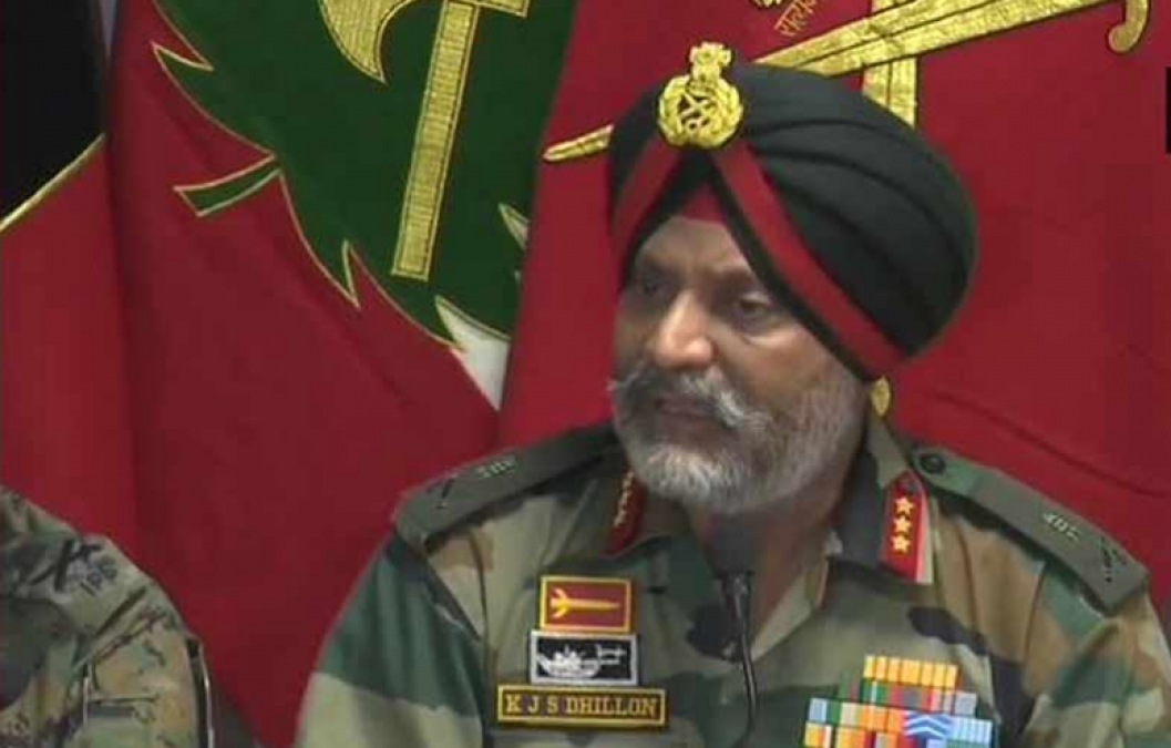 Pakistani army and ISI behind terror activities in Jammu and Kashmir: Indian Army
