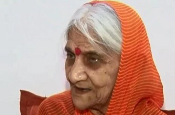 राम मंदिर के लिए इस महिला ने 28 साल से नहीं खाया अन्न, 5 अगस्त को सफल होगी 'तपस्या'