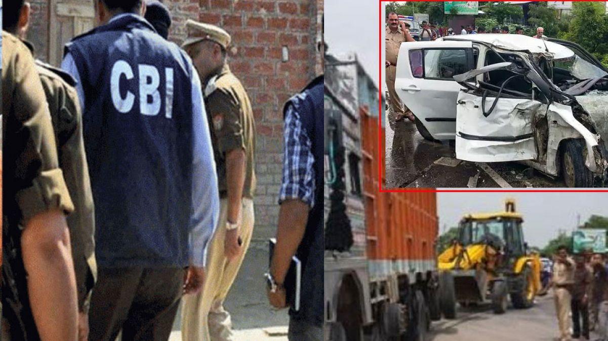 उन्नाव मामला: 1 दिन की ट्रांजिट रिमांड पर ड्राइवर और क्लीनर, दिल्ली ले जा रही CBI