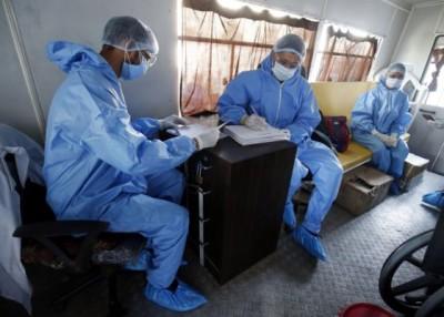 250 policemen found corona infected in Madhya Pradesh