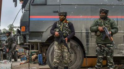 Terrorists planning  to carry out major attack in Jammu and Kashmir