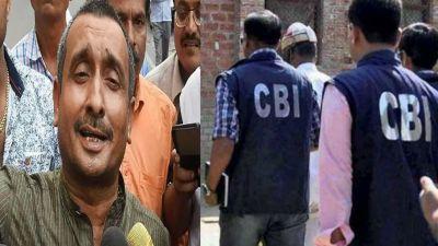 उन्नाव मामला: MLA कुलदीप सेंगर और उसके भाई से जेल में पूछताछ करेगी CBI, अदालत ने दी मंजूरी