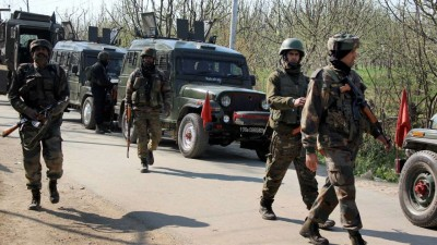 High alert issued in Jammu and Kashmir, terrorists may attack