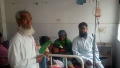 Bihar:  Gross Negligence in Jamui's Sadar Hospital, child could have died