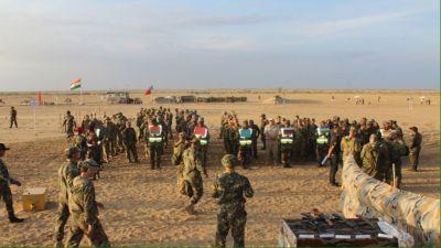 वॉर गेम एक्सरसाइज: जैसलमेर के मरुस्थल में दम दिखाएंगी 8 देशों की सेनाएं, कल से होगा आगाज़