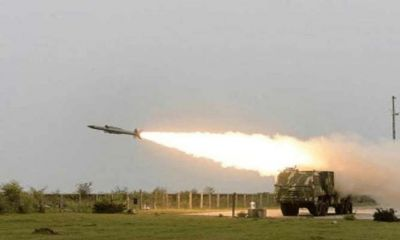 India successfully test-fires 2 quick-reaction surface-to-air missiles