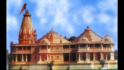 Construction of Ram temple will begin today after a long wait