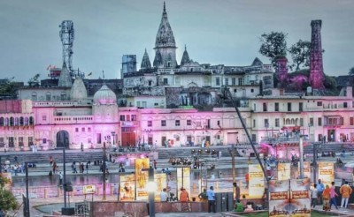 Ayodhya to emerge as main center of tourism in next 5 years