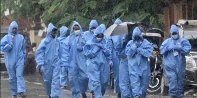 24 security personnel in Mizoram found corona infection in last 24 hours