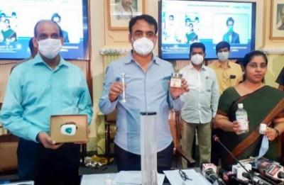 Karnataka Deputy CM introduced products to fight coronavirus