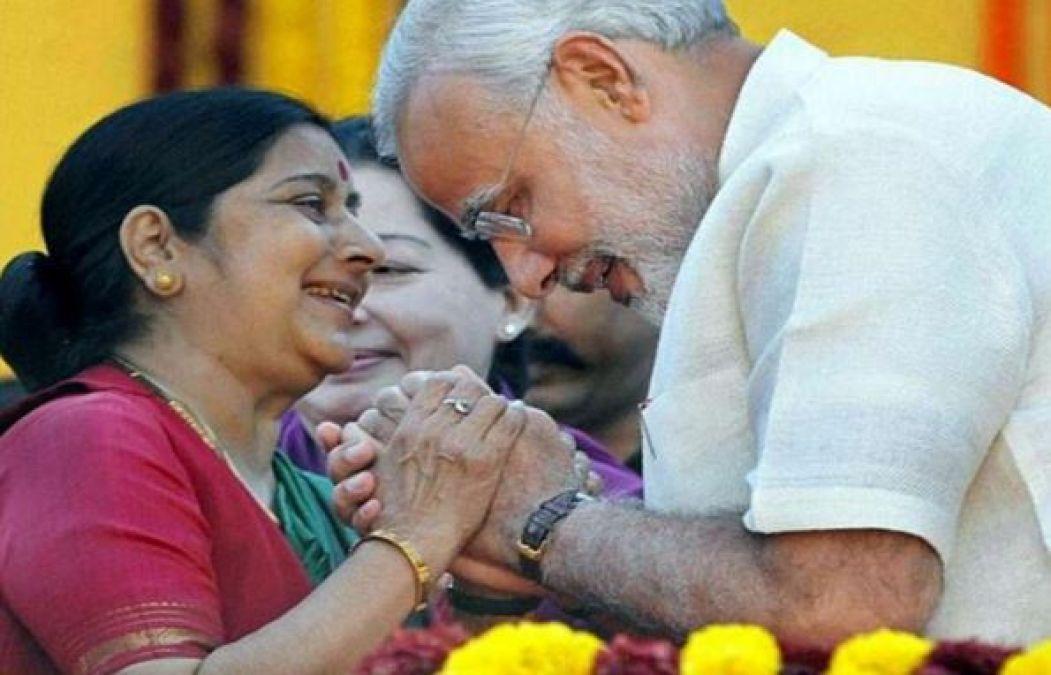 सुषमा स्वराज की मौत से राष्ट्रपति कोविन्द से लेकर प्रधानमंत्री मोदी तक सदमे में हैं राजनितिक परिवार
