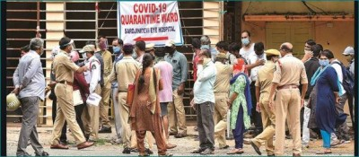 182 police officers returned after recovering from coronavirus