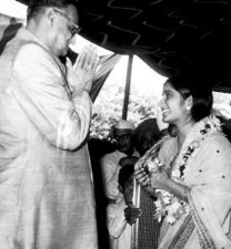 Sushma joined the Haryana Cabinet at the age of 25, know her interesting political career