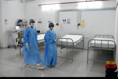 Dead body of corona patient found in Uttarakhand hospital