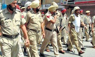 पंजाब में चप्पे-चप्पे पर पुलिस तैनात, पाए गए फिदायीन हमले के इनपुट्स