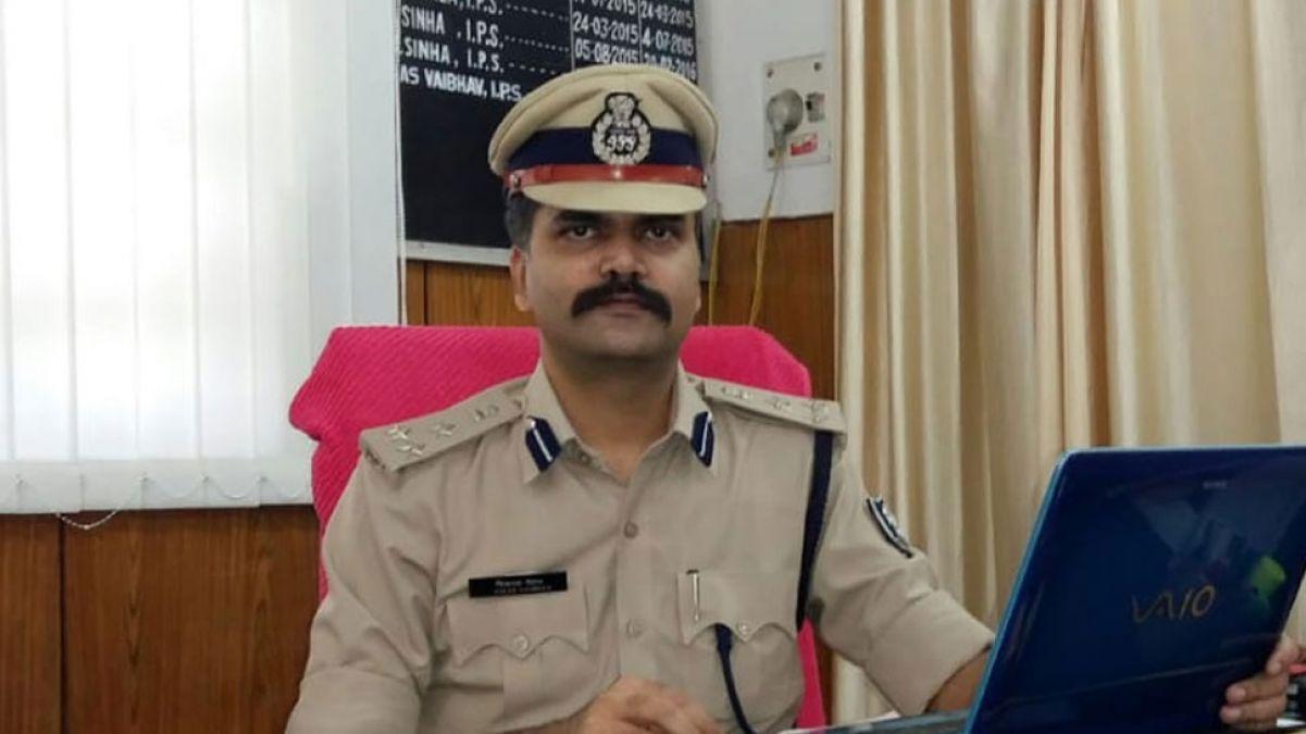 सुर्ख़ियों में छाया बिहार के इस IPS अधिकारी का जनता दरबार, हर तरफ हो रही चर्चा