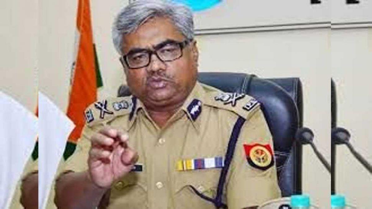 उत्तर प्रदेश के पूर्व डीजीपी के खिलाफ FIR दर्ज, लगे जमीन हड़पने के आरोप