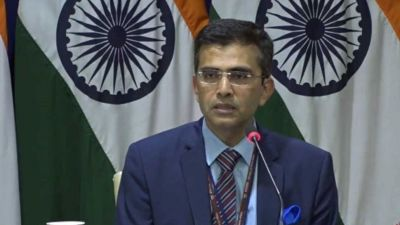 India's replay to Pak,  Section 370 India's internal affairs, don't interfere