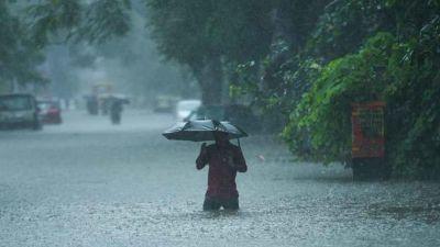 Met department predicts heavy rain in Madhya Pradesh in next 24 hours, issues red alert
