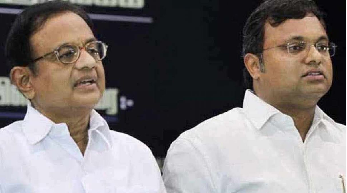 Aircel-Maxis case: Restrictions on Chidambaram and Karti's arrest extended till August 23