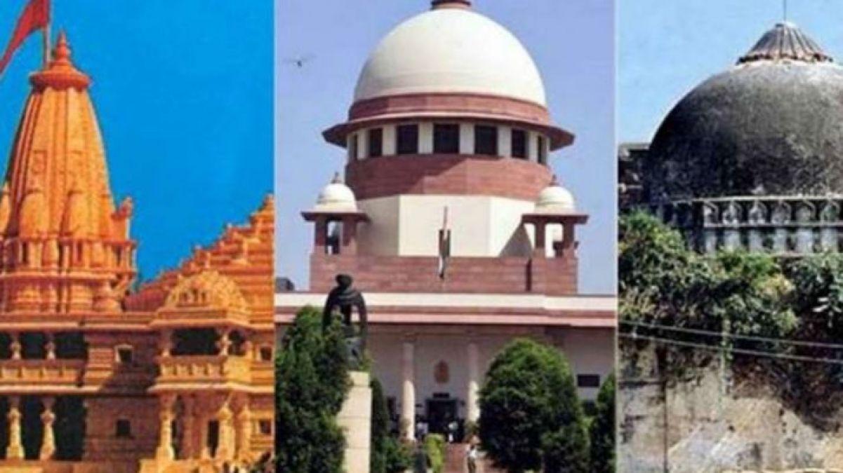 अयोध्या मामला: रामलला पक्षकार बोले- मंदिर मानने के लिए मूर्ति जरूरी नहीं, दिया केदारनाथ-चित्रकूट का उदहारण