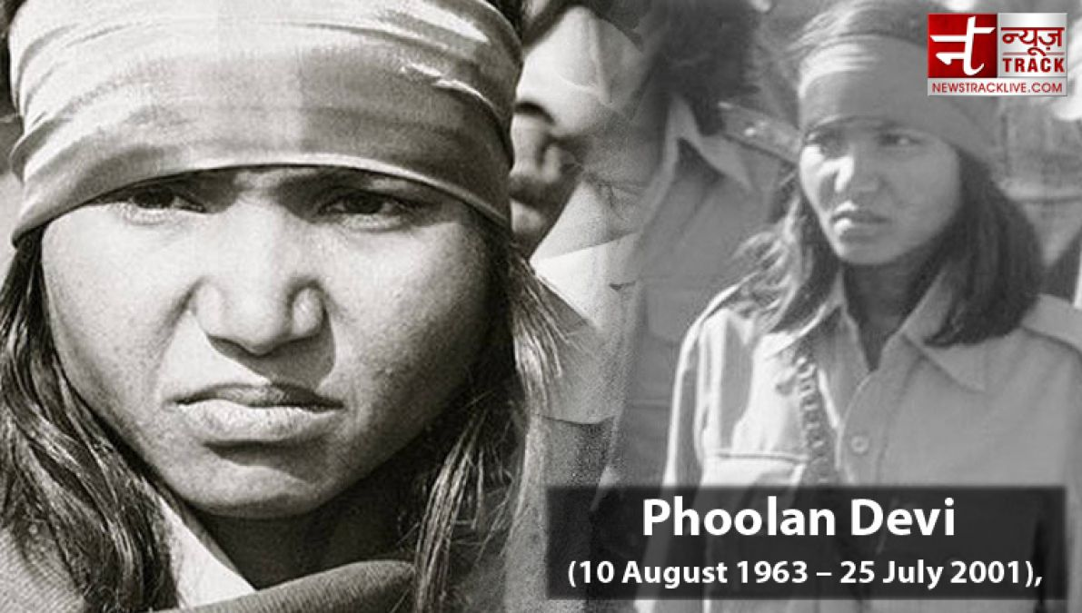 Birth Anniversary Special: Bandit Beauty Phoolan Devi's Bloody Revenge, 22 Thakurs were standing in a Queue and...