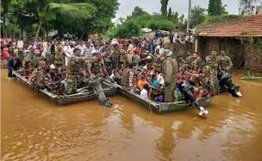Rain wreaks havoc in Kerala, Maharashtra and Karnataka