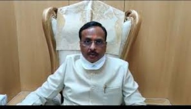 Deputy Chief Minister Dinesh Sharma will conduct review meeting in Agra today