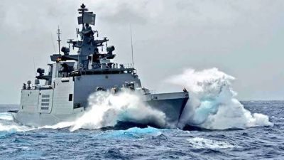 Pak in an attempt to attack by seaway, Indian Navy on high alert