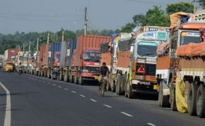 3 lakh vehicles will stop in MP from today, transport organization announces 'strike'