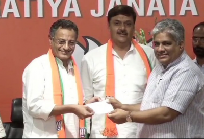 A big setback to the SP, Akhilesh's two veteran joined  BJP