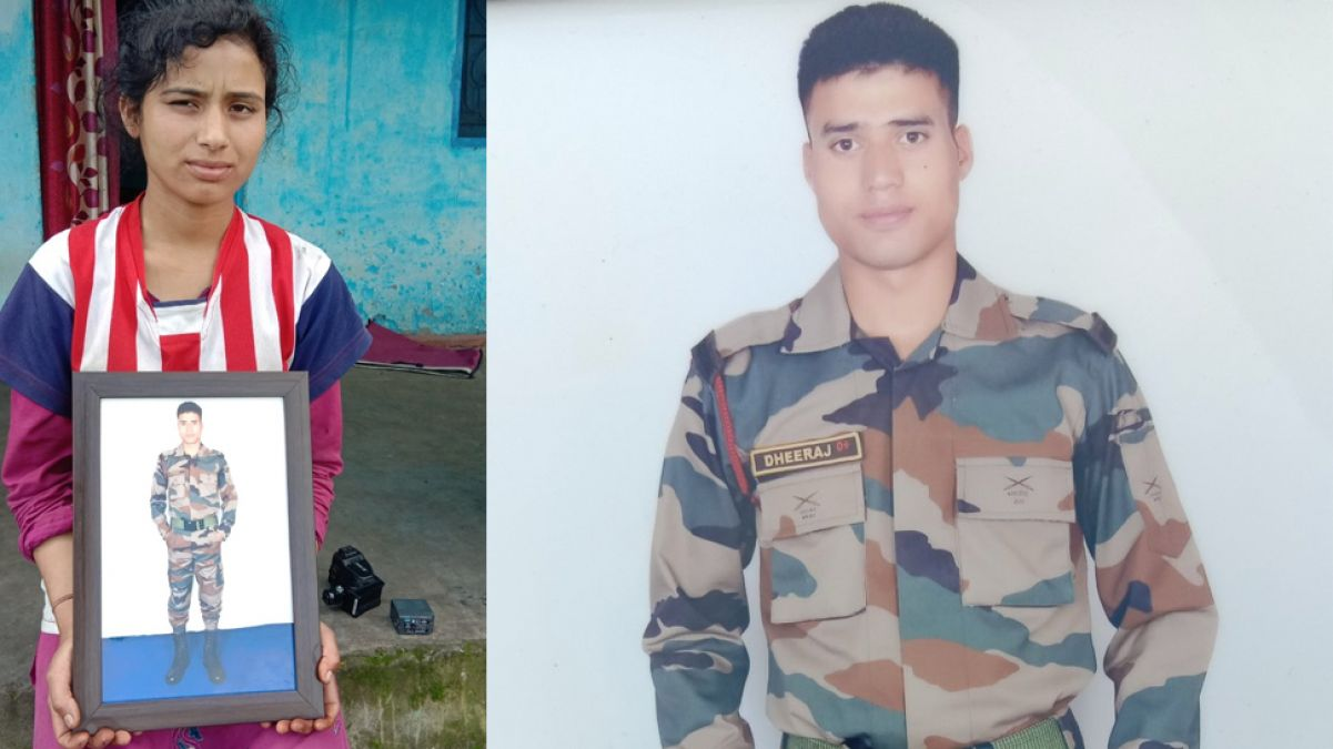 Sister waiting for soldier brother with Rakhi, has been missing for 45 days