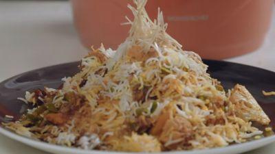This Eid eat delicious kashmiri biryani, know the amazing recipe