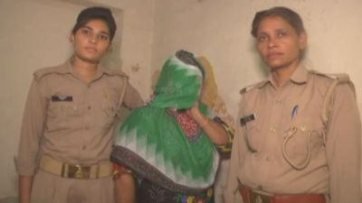 Lady Don arrested from Moradabad, used to deal in drugs