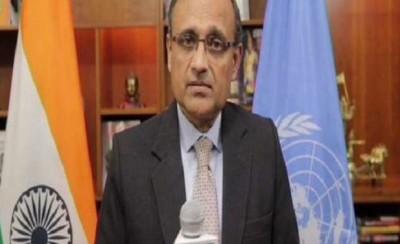 India will provide relief material to lebanon: Permanent representative of India