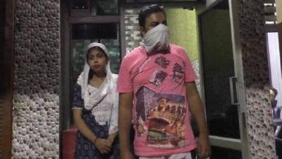 भाजपा में शामिल होना मुस्लिम महिला को पड़ा महंगा, असामाजिक तत्वों ने पति को पीटा