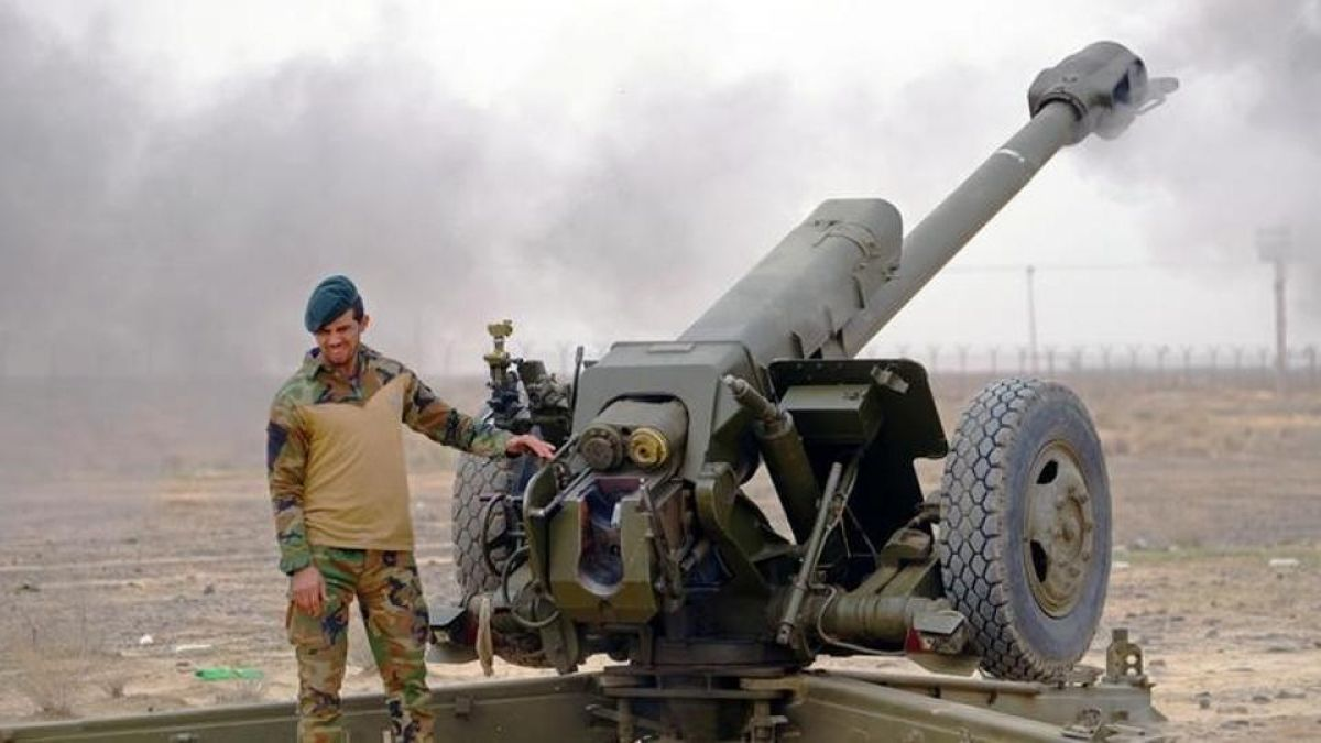 Pak deployed canons on border and fighter planes on airbase 1 | News