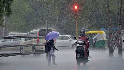 Rain continues in Rajasthan, temperature declines