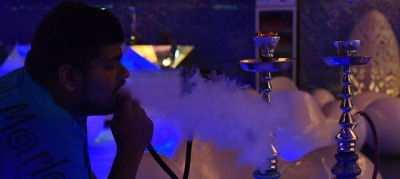 UP: Hookah Bars runs openely in posh areas in patronage of police